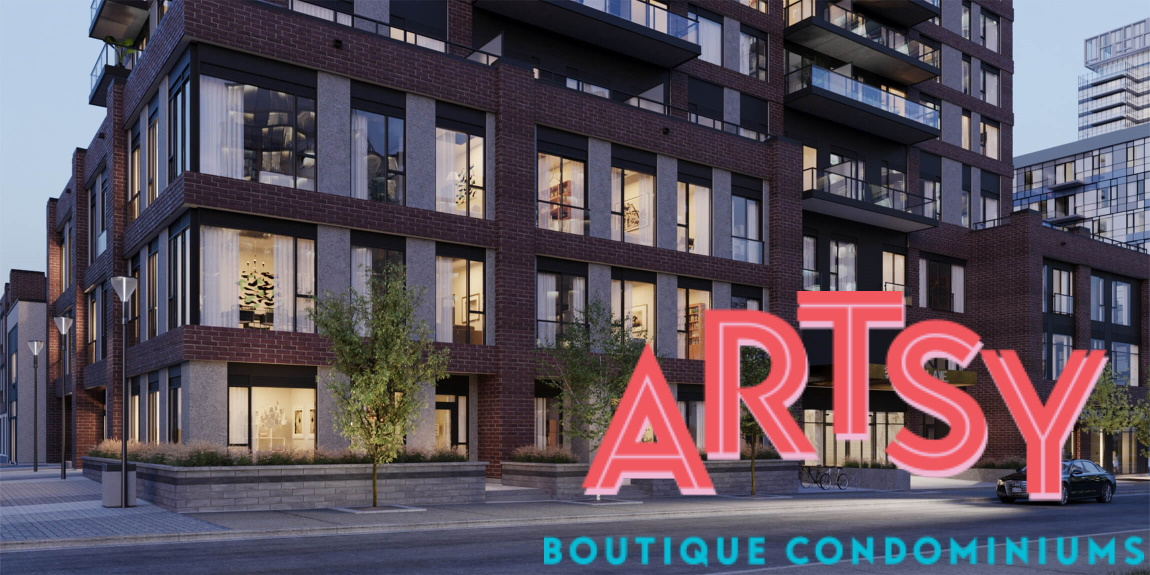 Artsy Boutique Condominiums by Daniels in Toronto's Regent Park